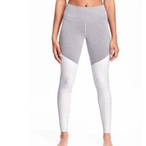Old Navy Go-Dry Cool Mid-Rise Yoga Leggings
